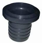 Liitin pumppuun kauluksellinen malli 38 mm